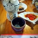 105952096 - 土瓶で日本酒期待してたのに、残念!