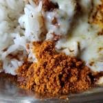 焼鳥 Ajito - 辛さ調節スパイス
