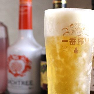 """ビールもチューハイも◎凍ったグラスで""""キン冷え""""体験★"""