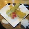 蕎麦切り 翁 - 料理写真:「天ぷら」