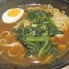 徳島ラーメン奥屋 - 料理写真:いただきます