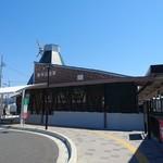 釜揚げ屋 - 最寄りの陸中山田駅01