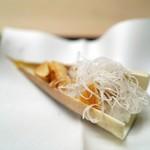 緒方 - 塚原の筍