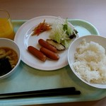 HOTEL AZ - 料理写真:朝食