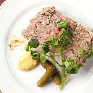 ◇肉、野菜、米etc…素材にこだわる本格ディナーメニュー◇