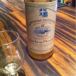 ワイズランドバーイアン - ボウモア 8yo 1993/2001 貴重な93年ボウモア。アイラでもマンゴー、パパイヤなトロピカル調な香り。
