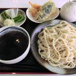 はらだ製麺 - かてうどん並(620円)_2011-11-28