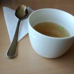 ドライブインみさき - スープ