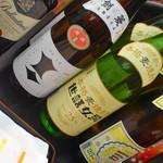 深川 冨士見 - 乗合プラン(10,000円+税)の『日本酒・焼酎・ウイスキー』2019年3月