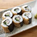 ねぎとろ巻寿司