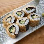 ガリキュウ巻寿司