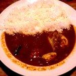 オーインディア - 角煮カレー