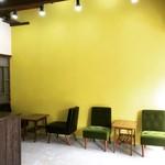 喫茶モーニング - 1階席