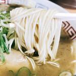 西谷家 - 麺はやっぱり普通が良いと思うよ!
