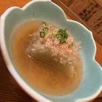 たばる坂 - 料理写真:大根かつお
