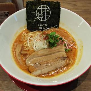 つけめん・らーめん 海老鶏麺蔵 難波本店