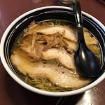 ドライブイン 国界 - チャーシュー麺