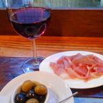 ランデブーデザミ - ワインと料理
