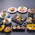 いけすの大漁や - 料理長おすすめ会席¥3,675