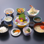 いけすの大漁や - 昼御膳¥1,050