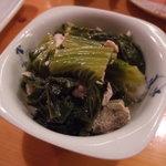 魚・旬菜小料理ととや - まんばのけんちゃんです。