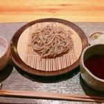 粋・丸新 - 十割蕎麦