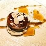 オルグイユ - キャラメル、紅茶のアイス