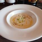 105986811 - 新玉葱の冷たいスープ