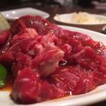 105989623 - 焼肉定食の肉
