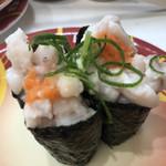 元禄寿司 - 2019年4月4日