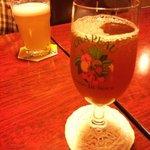 シェ サブロウ - フルーツビール