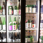 47都道府県の日本酒勢揃い 富士喜商店 - 日本酒飲み放題