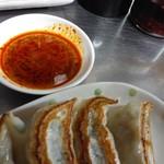 中華料理 相一軒 - ぎょうざとタレ