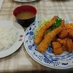 レストラン香港 - 料理写真:香港らんち