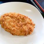牟礼製麺 - コロッケ