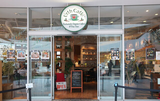Urth Caffe 横浜ベイクォーター店 - エントランス
