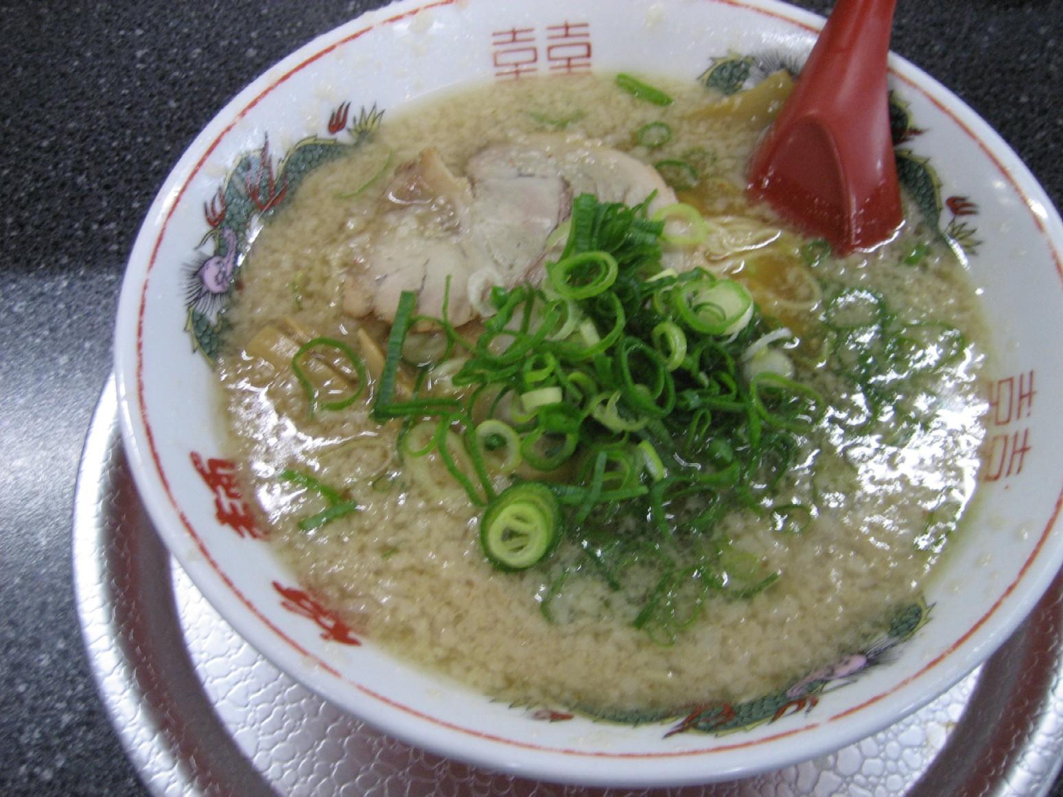 中華そば笑麺
