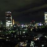 ヌーベルシノワ 玻璃 - お店からの夜景