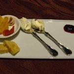ヌーベルシノワ 玻璃 - お好みでチーズ