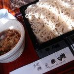 手打そば鎌倉 - 料理写真:2007正月
