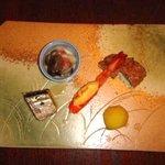106915 - 前菜5品盛り