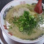 中華そば笑麺 - 笑麺