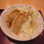 1060814 - 日替わりランチ 中華定食の餃子