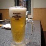旺幸苑 - ⑤生ビール