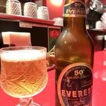 106004710 - チョモランマ...、間違えたエベレストビール(¥500)