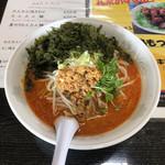北京 - 岩のりたんたん麺(大盛り) 1050円