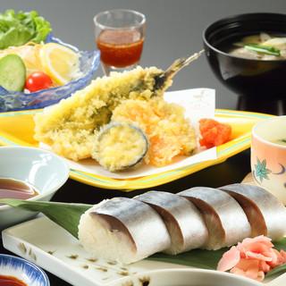 銚子の味覚を満喫…。お得な【銚子御膳】や【いわし丼膳】に舌鼓