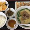 餃子の富都 - 料理写真:ラーメンセット680円です