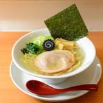 麺家 不忘 - 鶏塩清湯
