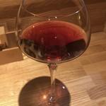 カッシーワ - 河内産ワイン・赤(飛鳥わいん)480円